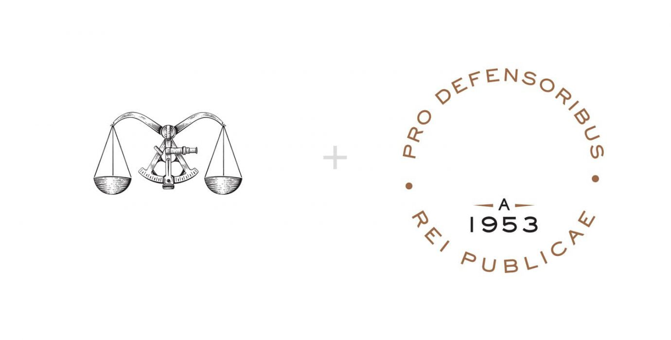 progettazione brand identity Emblema particolari di costruzione Studio Legale Guerra creato da Willbe