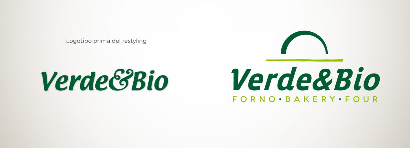 packaging design food bio restyling logotipo