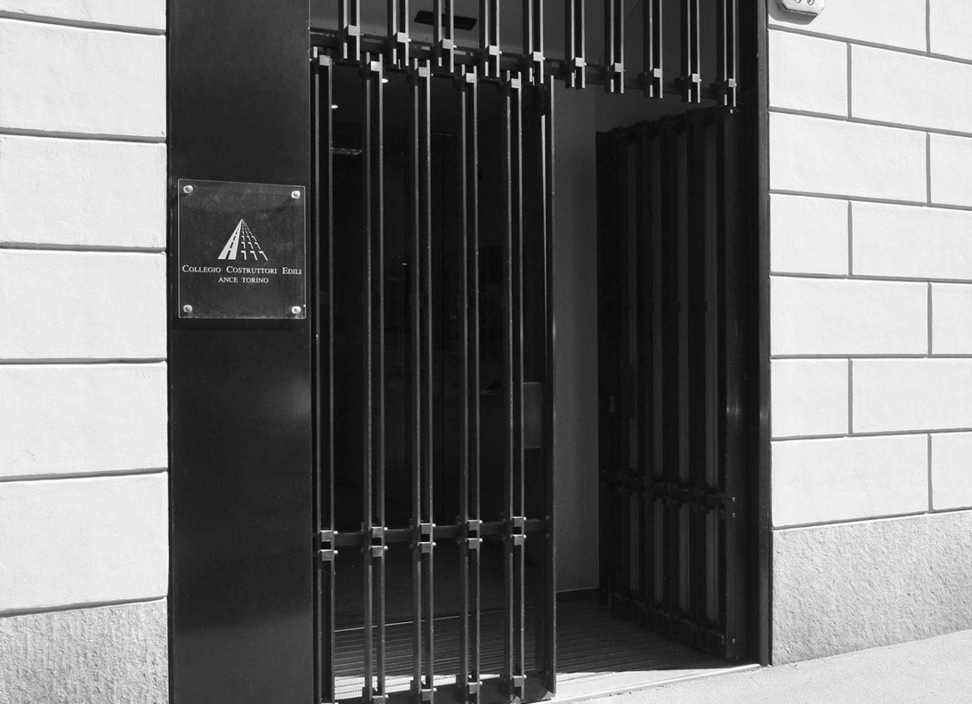 sviluppo sito drupal particolare entrata Collegio Costruttori Torino