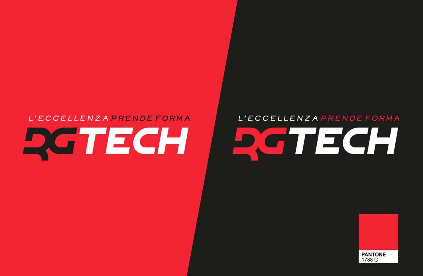 Rebranding logotipo RgTech