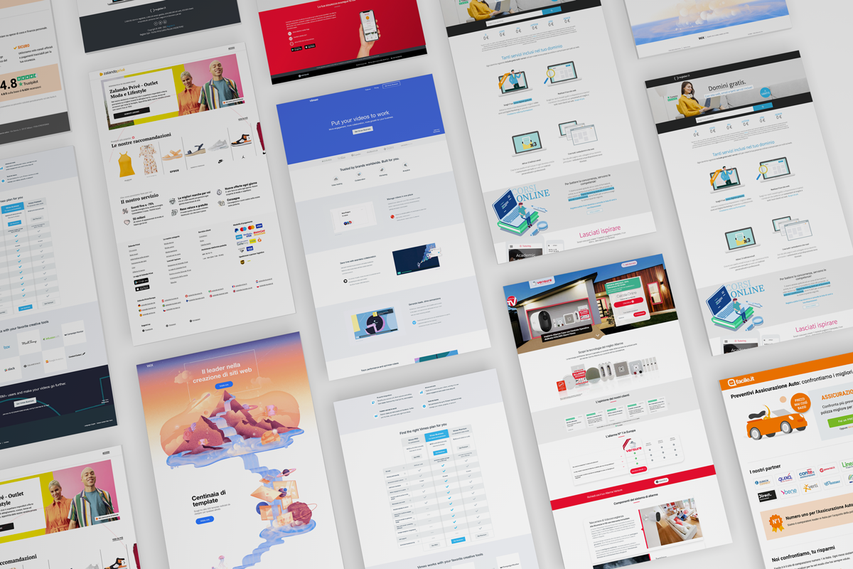 WillBe-esempi-landing-page