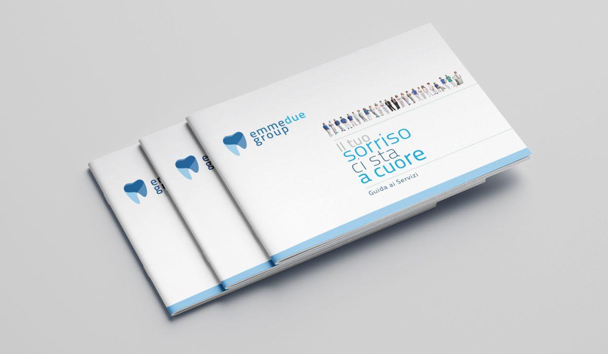 immagine coordinata brochure