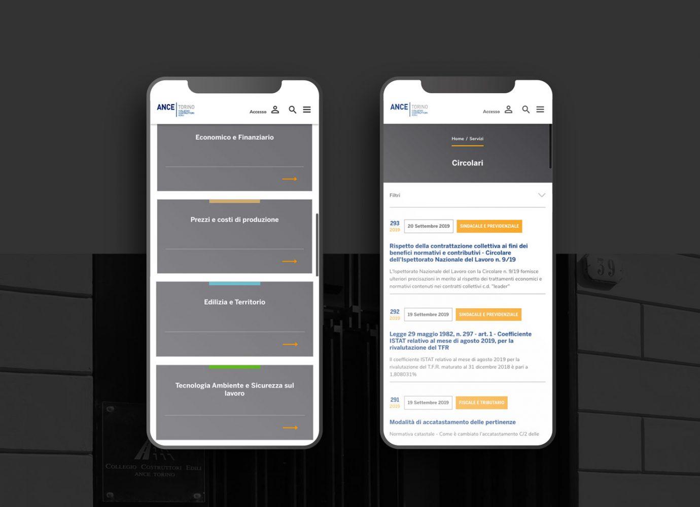 sviluppo sito drupal versione mobile