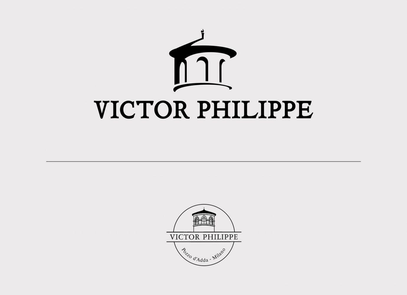 Restyling brand identity logotipo prima e dopo