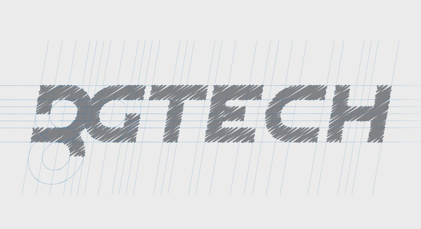 WillBe - design logo Rgtech costruzione